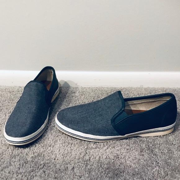 Aldo Shoes   Mens Navy Blue Casual Aldo